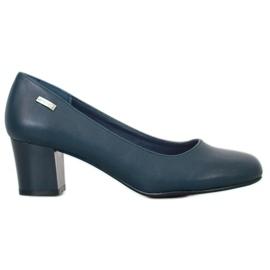 Sergio Leone Comfortable pumps blue