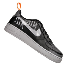 Nike Air Force 1 LV8 2 (GS) Jr BQ5484-001 shoes black