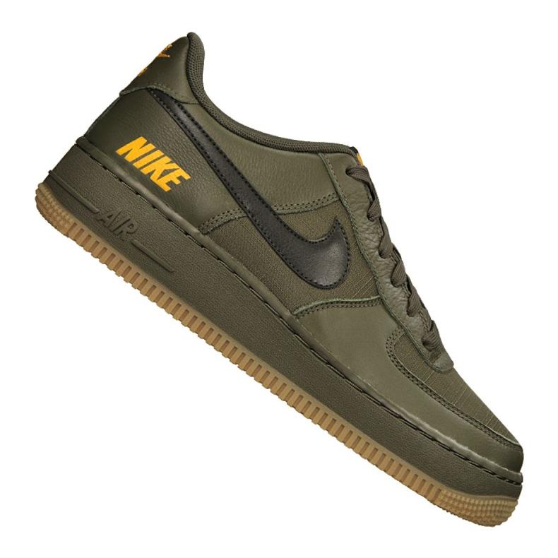 Nike Air Force 1 LV8 5 (GS) Jr CQ4215-200 shoes green