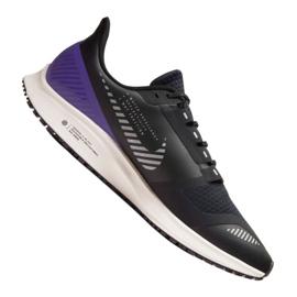 Nike Air Zoom Pegasus 36 Shield M AQ8005-002 running shoes black