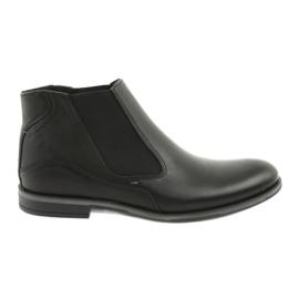 Jodhpur boots Riko 863 black
