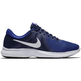 Nike Revolution 4 Eu M AJ3490 414 shoes navy