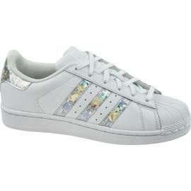 Adidas Originals Superstar Jr F33889 shoes white
