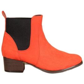 Kylie Classic Jodhpur boots orange