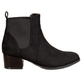 Kylie Classic Jodhpur boots black