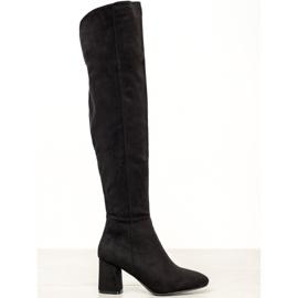 Seastar Elegant High Boots black