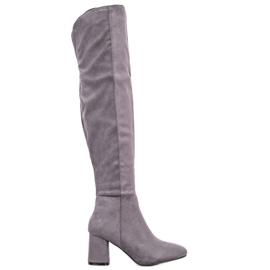 Seastar Elegant High Boots grey