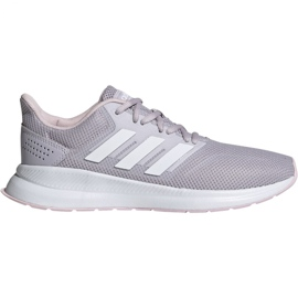 Adidas W Runfalcon EE8166 shoes violet