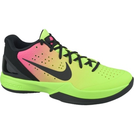 Nike Air Zoom Hyperattack M 881485-999 shoes yellow