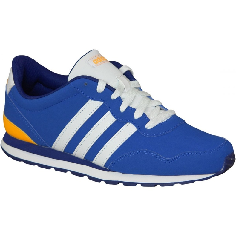 Adidas V Jog Kids AW4835 shoes blue