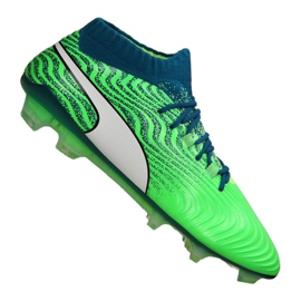 Puma One 18.1 Fg M 104869-03 football boots green green
