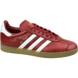 Adidas Gazelle W BZ0025 shoes red