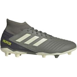 Adidas Predator 19.3 Fg M EF8208 football shoes grey grey