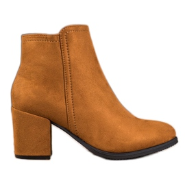 Clowse Classic Camel Boots brown