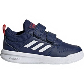 Adidas Tensaur I Jr EF1104 shoes navy