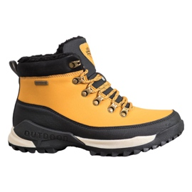 Ax Boxing Yellow Trappers