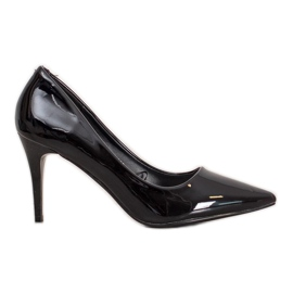 Kylie Classic Pumps With Eco Leather black