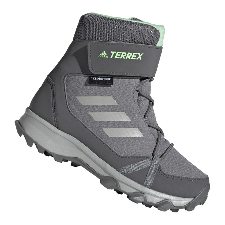 Adidas Terrex Snow Cf Cp Cw Jr G26580 shoes grey
