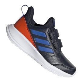 Adidas Jr AltaRun Cf Jr G27235 shoes black