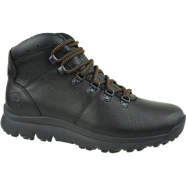 Timberland World Hiker Mid M A211J shoes black