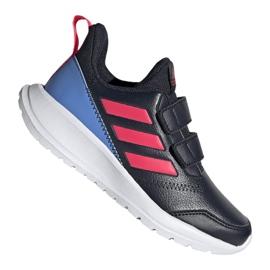 Adidas Jr AltaRun Cf Jr G27230 shoes black