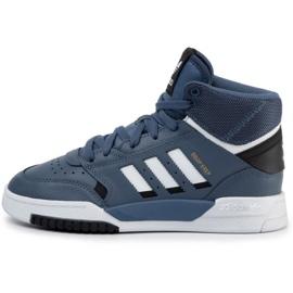 Adidas Originals Drop Step Jr EE8757 shoes navy