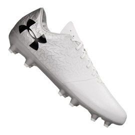 Under Armour Under Armor Magnetico Select Fg M 3000 115-100 shoes silver