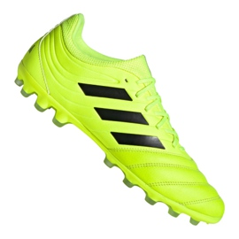 Adidas Copa 19.3 Ag Ig M EE8152 football shoes yellow yellow