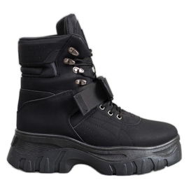 Seastar Warm Fashion Boots black