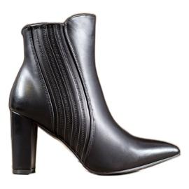 SHELOVET Sexy Black Boots