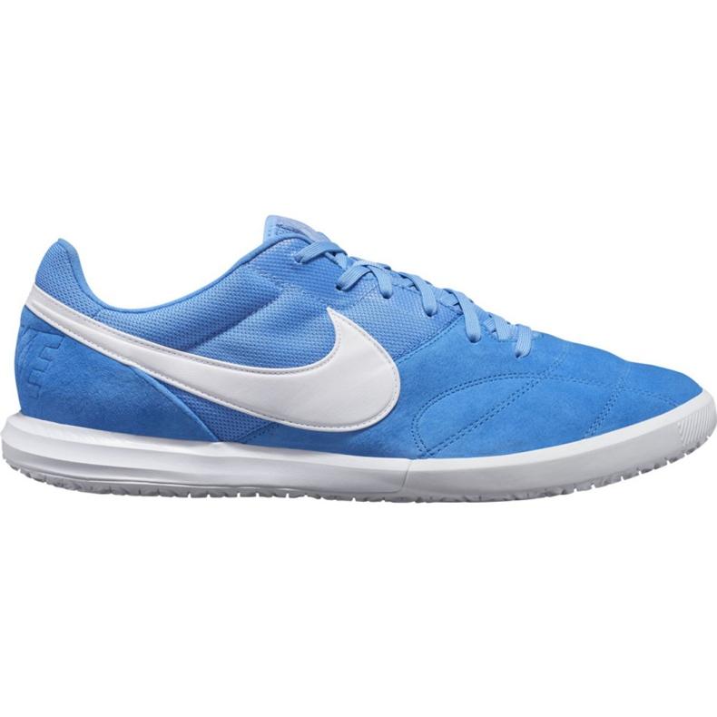 Nike Premier Ii Sala Ic M AV3153 414 football shoes multicolored blue
