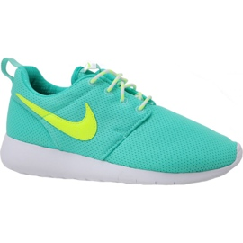Nike Roshe One Gs W 599729-302 shoes blue