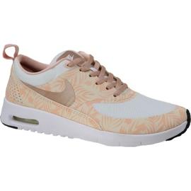 Nike Air Max Thea Print Gs W 834320-100 shoes brown