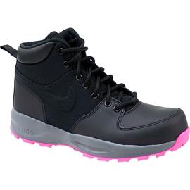 Nike Manoa Lth Gs W 859412-006 shoes black
