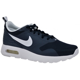 Nike Air Max Tavas Gs W 814443-402 shoes navy