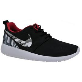 Nike Roshe One Print Gs W shoes 677782-012 black