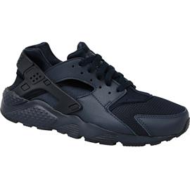 Nike Huarache Run Gs W 654275-403 shoes black