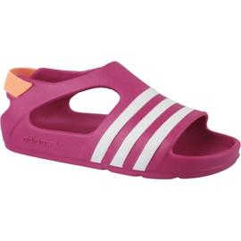 Adidas Adilette Play I Jr B25030 sandals pink