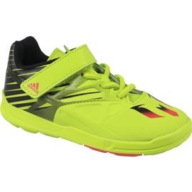 Adidas Messi El IK Jr AF4052 shoes yellow