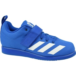 Adidas Powerlift 4 M BC0345 shoes blue