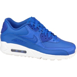Nike Air Max 90 Ltr Gs W 724821-402 shoes navy