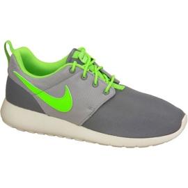 Nike Roshe One Gs W shoes 599728-025 grey green