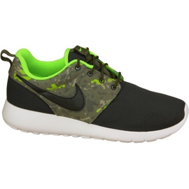 Nike Roshe One Print Gs M 677782-008 shoes