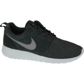 Nike Roshe One Suede M 685280-001 shoes black