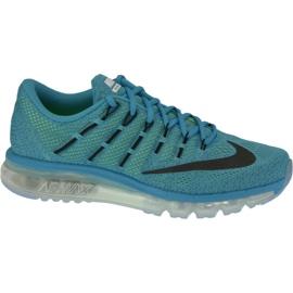 Nike Air Max 2016 M 806771-400 shoes blue