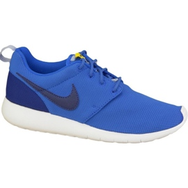 Nike Roshe One Gs W shoes 599728-417 blue