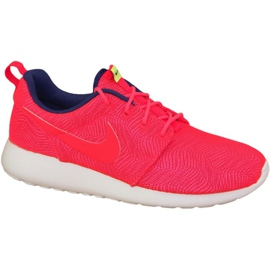 Nike Roshe One Moire W 819961-661 red