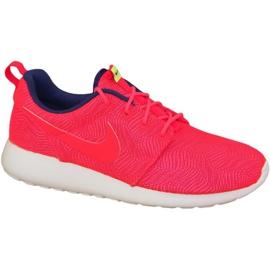 Nike Roshe One Moire W 819961-661 red