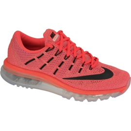 Nike Air Max 2016 shoes in 806772-800 red