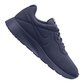 Nike Tanjun Prem M 876899-500 shoes navy